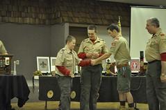 COH Feb 2014  022 (Howard TJ) Tags: camping boy court honor coh scouts merit uniforms awards badges troop scouting bsa 826
