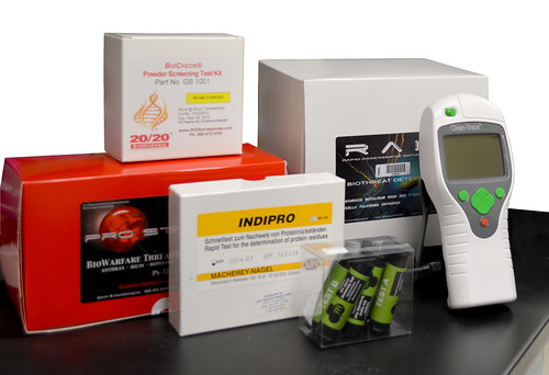 Biodetection Instruments