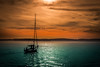 Recreation (Galerie-EF) Tags: sunset sky boot bodensee flickrsfinestimages1