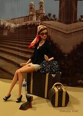 (Manolo Miel) Tags: barbiefurniture barbieaccessories barbiediorama barbiegoldlabel