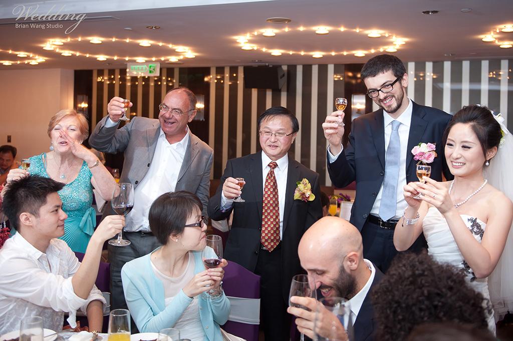 '婚禮紀錄,婚攝,台北婚攝,戶外婚禮,婚攝推薦,BrianWang,世貿聯誼社,世貿33,206'