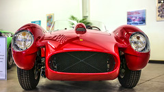 1957 Ferrari Testa Rossa Recreation (mutrock) Tags: usa car racecar automobile unitedstates florida fl recreation sebring ferarri testarossa 2014 davidcowart peterpheil robmoler testarossarecreation ferraritestarossarecreation