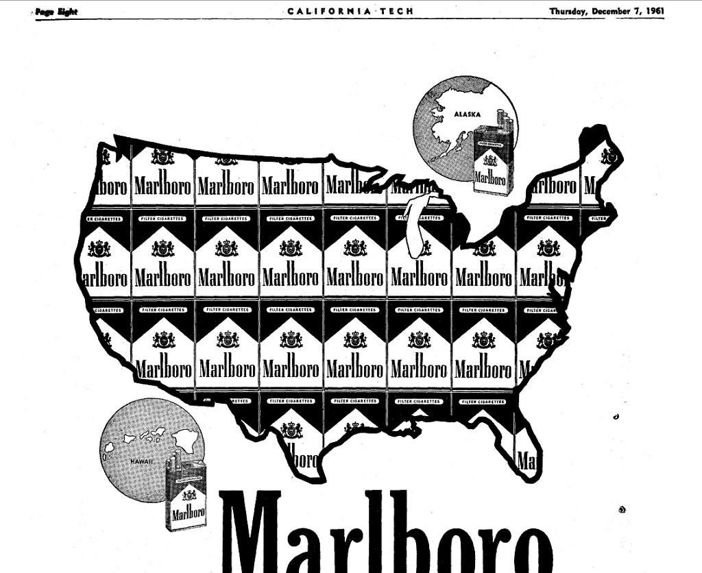 Marlboro special blend taste