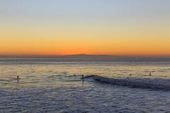 Santa Cruz Trip - Jan 2015 - 15 (www.bazpics.com) Tags: ocean california santa ca morning usa santacruz sun lighthouse america sunrise point dawn coast shark early unitedstates pacific cove pigeon cruz surfers coastline fin barryoneilphotography