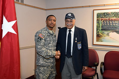 150208-A-GI418-041 (85th Support Command) Tags: chicago alabama diversity jr worldwarii africanamerican soldiers veteran usarmy arlingtonheights eo armyreserve blackhistorymonth wilk 2015 tuskegee battleassembly tuskegeeairmen equalopportunity usarmyreserve commandinggeneral 85thsupportcommand sfcanthonyltaylor ethnicobservance sgtaaronberogan spcdavidlietz bgfrederickrmaiocco oscarlawtonwilkerson olawtonwilkerson
