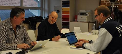 Niclas Törnbladh, Uffe Holmström och Mat by bufsimrishamn, on Flickr