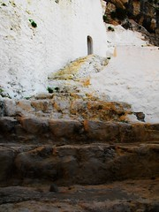 ~  (M Lamprinos) Tags: old church stairs stairway greece monastery orthodox kalymnos dodecanese