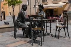 Place Raimu  (Toulon) (sgiworld) Tags: canon eos cotedazur place var csar toulon panisse 365dayschallenge raimu fernandcharpin placeraimu 760d canoneos760d