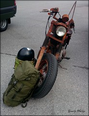 Gnarly Harley. (Papa Razzi1) Tags: lg harleydavidson hd z1 2016 7212 142365 gnarlyharley xperia 201011