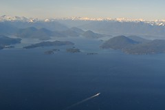 Howe Sound (wfung99_2000) Tags: island aerial mount gibsons bowen garibaldi bcferries anvil gambier keats tantalus pasley