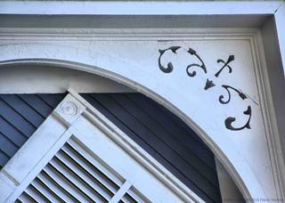 Architectural Detail Waukesha Wisconsin by sheldn