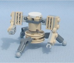 Turbo (Mantis.King) Tags: lego scifi futuristic mecha mech moc multiped microscale mechaton mfz mf0 mobileframezero orphanbuild