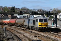 60066 on 6B13 Robeston to Westerleigh at Newport (Tug60044) Tags: wales train tea rail railway trains class newport tug tomorrow railways 60 drax biomass westerleigh murco powering 60066 6b13 robeston