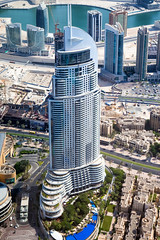 The Address Downtown Dubai (Alfonsina Monachino-Stevenson) Tags: travel dubai uae unitedarabemirates sights atthetop 2015 burjkhalifa theaddressdowntowndubai