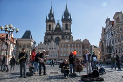2016_04_29_0204 (Roman Chikunov) Tags: music prague band oldtownsquare churchofourladybeforetn