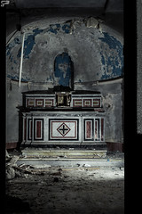 Amen (Frank Perrucci) Tags: old hospital decay catanzaro