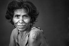 _MG_1201 (jeridaking) Tags: portrait people woman tattoo lady mono native monotone filipino ralph pinoy jeridaking matres fortheloveofphotography