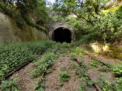 Dudley Tunnel South End, Blowers Green (Jason_Hood) Tags: disused abandoned railway railroad southstaffordshireline southstaffordshirerailway dudleytunnel tunnel dudley
