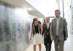 IMG_4666  Premier Kathleen Wynne visited Toronto Western Hospital today to showcase an Ontario-Israel partnership that is bringing new technology to the province to treat neurological disorders. (Ontario Liberal Caucus) Tags: hospital technology mri torontowesternhospital israelmission