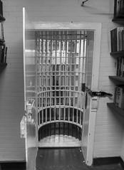Fairmont jail (photography_isn't_terrorism) Tags: bw museum marion explore wv westvirginia jail co historical fairmont urbex marioncounty fairmontwv
