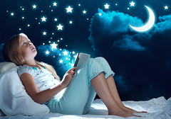 Kid girl before sleep (noor.khan.alam) Tags: moon playing game cute childhood smiling comfortable female night digital computer fun reading one kid bed bedroom media surf technology child sweet touch internet joy young screen email pillow communication enjoy use casual leisure years gadget activity relaxation tablet 67 hold russianfederation