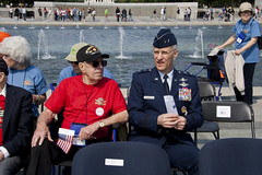 VE Day 2016 At The WWII Memorial  (174) (smata2) Tags: monument washingtondc dc memorial warmemorial veday nationscapital nationalworldwartwomemorial wwiiveteransremembrance