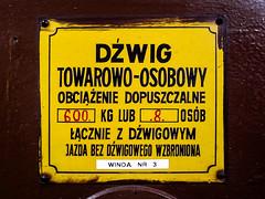 Wrocaw (isoglosse) Tags: sign poland polska schild polen sansserif wrocaw breslau znak ogonek kropka kreska u0141