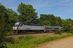 NJTR 4001 @ Lincoln Park, NJ (Adrian Corus) Tags: train rail lincolnpark 1003 njtransit njt newjerseytransit 4001 pl42ac njtr pl42 montclairboontonline