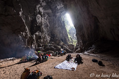 January 27, 2016-Son Doong -_DSC0641 (vohungkha) Tags: camping forest swimming trekking lowlight hiking cave hdr biggest reflextion hangen climping sondoong