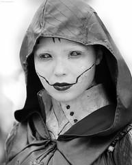 OKIMG_5929 (taymtaym) Tags: costumes portrait roma primavera girl costume spring mask cosplay hood cosplayer ritratti ritratto cosplayers ragazza fiera costumi 2016 cappuccio romics romics2016spring romics2016primavera