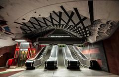 Kungstrdgrden (lg Fotografi) Tags: stockholm explore sverige tunnelbana kungstrdgrden explored
