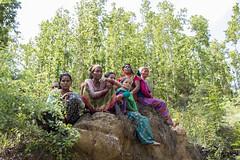 Members of the Shree Deuti Bajai Community Forest User Group, Birendra, Surkhet District ( ) Tags: nepal usaid water forestry district conservation nrm biodiversity surkhet