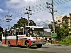 Santrans (EDSA-Baclaran Line) (metrobus926_revival) Tags: condor santarosa sr ud sdx 6095 frontengine nissandiesel santrans cpb87n fe6b