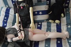 DSC_0650 (martin_132) Tags: gay boy fetish bed mask bdsm master teen overalls bjd dungarees slave kink mastrubation
