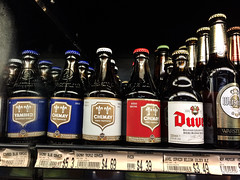 "Panama City: Chimay, Duvel, vive la bière belge ! ;) <a style=""margin-left:10px; font-size:0.8em;"" href=""http://www.flickr.com/photos/127723101@N04/27236674082/"" target=""_blank"">@flickr</a>"