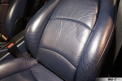 C4GS-9 (Wax-it.be) Tags: blue leather silver low 4 911 glacier porsche midnight mileage coupe carrera c4 detailing silber 993 zilver swissvax waxit