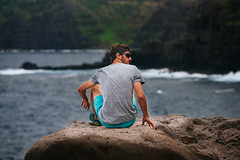 ES8A2017 (repponen) Tags: ocean nature island hawaii rocks maui blowhole monuments nakalele canon5dmarkiii