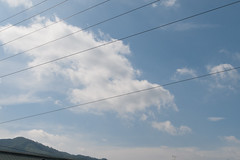 The sky above Kyoto (shmc5hamer) Tags: sky kyoto