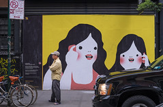 NYC-5.jpg (Patti Houston) Tags: nyc ny newyork sign graffiti thebigapple