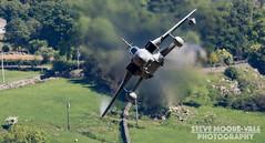 Tornado GR4 Marham-37 banking (Steve Moore-Vale) Tags: plane loop aircraft aviation low airplanes level tornado raf aeroplanes banking mach gr4 marham