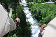 "Flying Fox in Bad Gastein ""Flying Waters"" (joris.gruber) Tags: flyingfox"