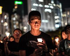4 June (Aaron Anfinson) Tags: china voice hong kong tiananmensquare june4th