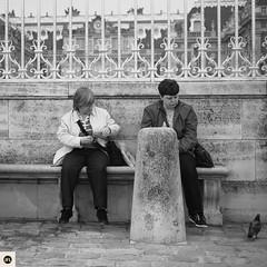 16V16 (photo & life) Tags: street blackandwhite paris france 35mm square europe noiretblanc streetphotography palace versailles squareformat fujifilm fujinon xt1 squarephotography humanistphotography fujinonxf35mmf14r fujifilmxt1