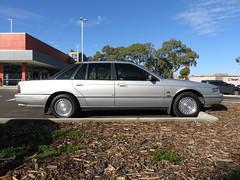 1990s Ford DC LTD (RS 1990) Tags: ford car june sedan dc adelaide southaustralia ltd luxury 1990s 2016 modbury teatreegully teatreeplaza