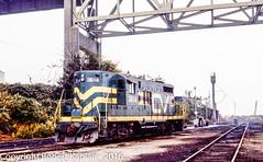 232, New London, CT, 10-1984 (Rkap10) Tags: railroad other connecticut places albums centralvermont railroadslidescans
