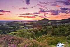 Summer sunset from Cockshaw Hill 2016. (paul downing) Tags: sunset summer nikon 12 filters hitech greatayton roseberrytopping gnd gribdalegate pd1001 pauldowning d7200 pauldowningphotography