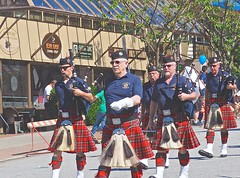 No Wind on Parade Day, Only in the Pipes! - (ikan1711) Tags: community pipes parade celebrations marching marchingband bagpipes kilts ambleside hotday outdooractivities paradeparticipants localcommunity westvancouverbc redkilts allparades amblesidewestvancouverbc communityday2016