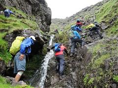Following the cascades up the Eisc an Chuillinn - DSC06628 (JJC2008) Tags: eisc chuillinn reeks kerry bishopstown bhc gully