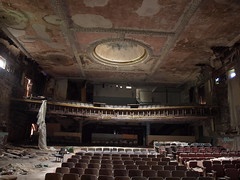 Theatre (UHIN.UED) Tags: pictures urban newyork building history abandoned rotting beauty architecture hospital wonder fun photography virginia weird dc crazy dangerous general pennsylvania decay exploring maryland historic haunted medical illegal jersey rough dying left destroyed scarry urbex tuberculosis dierelect