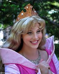 Princess Aurora_0704 (Disney-Grandpa) Tags: portrait disneyland disneyprincess princessaurora